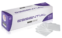 Essential Nail Wipes Lint Free / Безворсовые салфетки, 400 шт